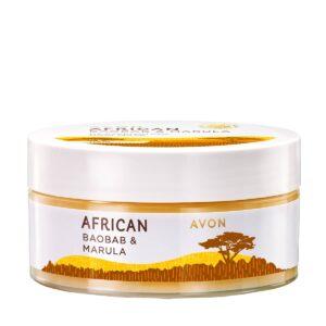 Masque Capillaire Baobab et Marula d'Afrique 1389216 200ml
