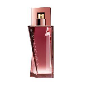Attraction Sensation Eau de Parfum pour Elle 52456 50ml