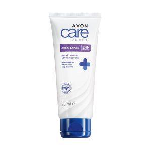 Avon Care Derma Even-Tone + Lotion pour les Mains Éclaircissante 1442602 75ml