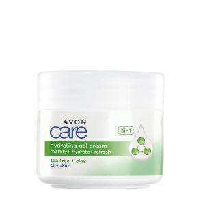 Avon Care Crème pour le Visage Apaisant à l'Arbre à Thé 1446039 100ml