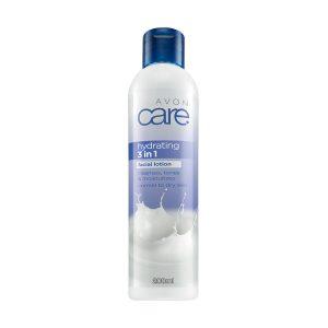 Avon Care Soin Nettoyant pour le Visage Hydratante 3 en 1 49048 200ml