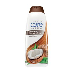 Avon Care Après-Shampooing Hydratant réparateur à l'Huile de Coco 69563 400ml