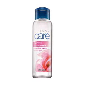 Avon Care Tonique Purifiant Eau de rose 85939 150ml