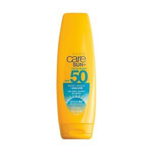 Avon Care Sun+ Crème Solaire Hydratante Corps et Visage SPF50 94463 150ml