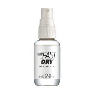 Avon Nail Experts Spray de Fixation à Séchage Rapide 45598 50ml