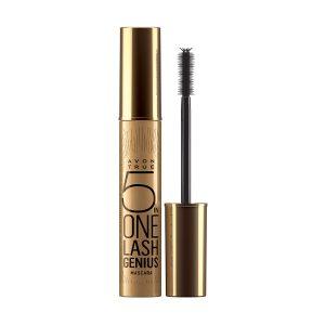 Avon True Mascara Lash Genius 5 en 1 Blackest Black 95567 10ml