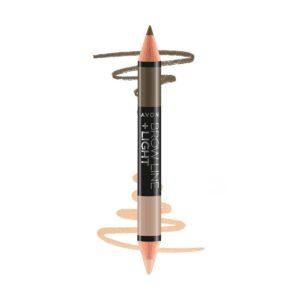 Avon True Line & Light Crayon pour les Sourcils Brunette 1387905 2.2gr
