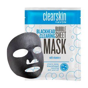 Clearskin Masque à Feuille et à Bulles Nettoyant de Points Noirs 1403131 1 piece