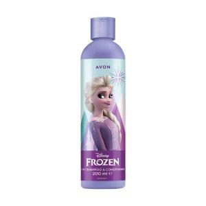 Disney Frozen Shampooing et Après-Shampooing 2 en 1 1441198 200ml