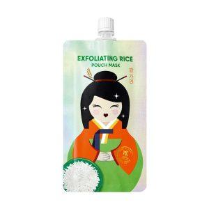 Korean Beauty Masque exfoliant au riz 1318232 10ml