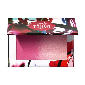 mark. Oh So Tokyo Fard à Joues Ombre Blossom Breeze 1374373 6gr