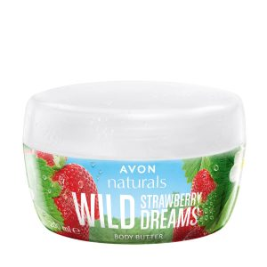 Naturals Beurre pour le Corps Wild Strawberry Dreams 1422315 200ml