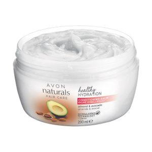 Naturals Masque pour les Cheveux Amande et Avocat 53051 200ml