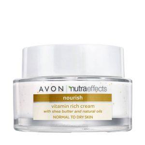 Nutraeffects Nourish Crème Riche en Vitamines 1339884 50ml