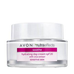Nutraeffects Crème de Jour Hydratante et Apaisante SPF20 1343431 50ml