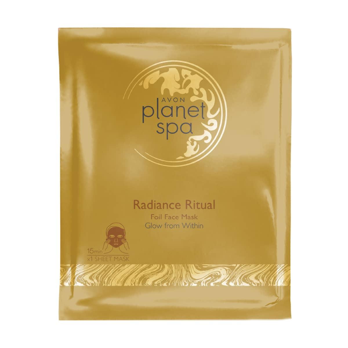 Planet Spa Radiance Ritual Masque en Feuille pour le Visage 1382034 1 piece