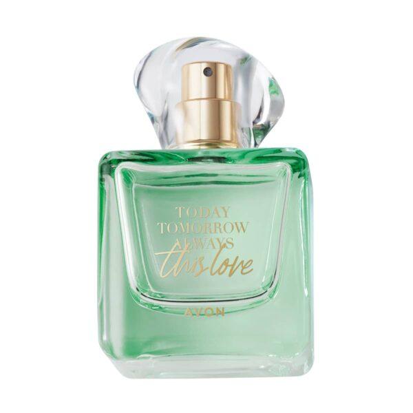 TTA This Love Eau de Parfum en vaporisateur pour Elle 1400972 50ml